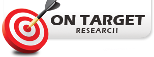 On Target Research Logo